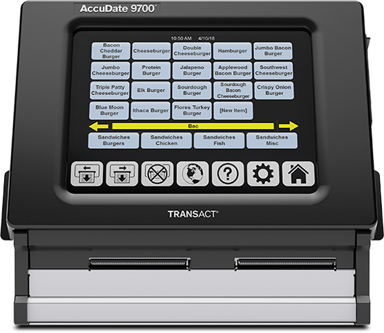 AccuDate 9700: Simple Automated Labeling