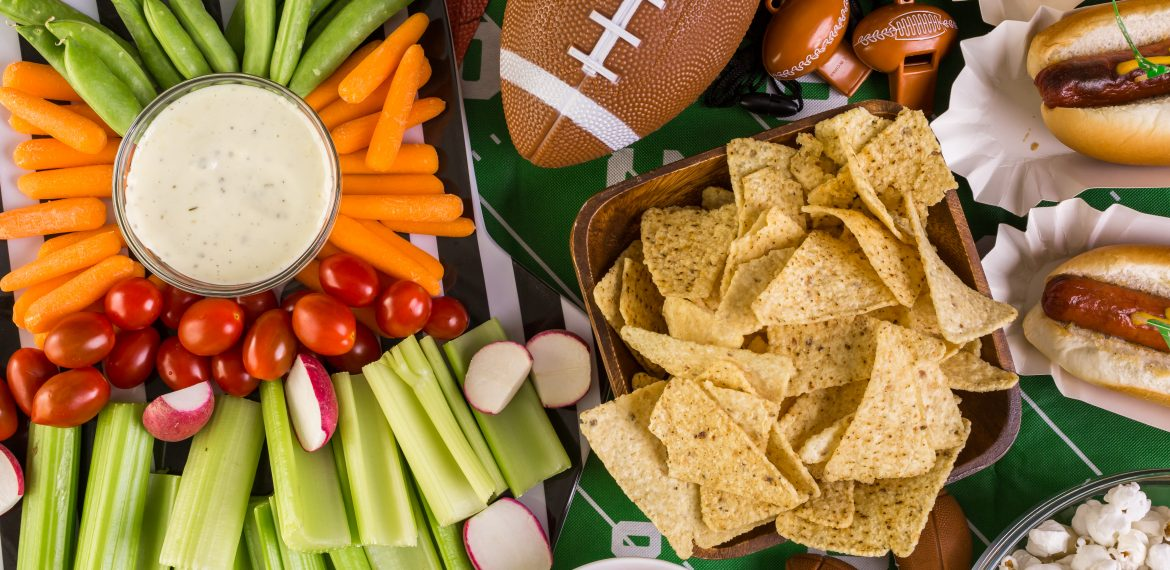 football-feast-super-bowl-party